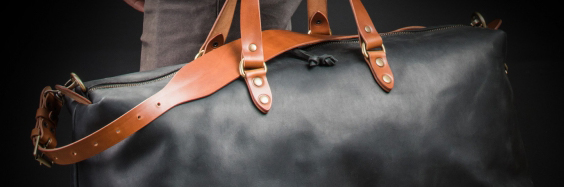 How to choose the best leather duffel bag for travel
