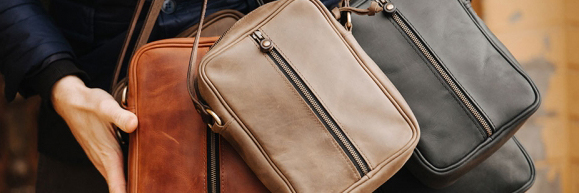 The best leather shoulder bag. How to choose?