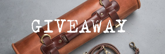 Knife Roll Giveaway!