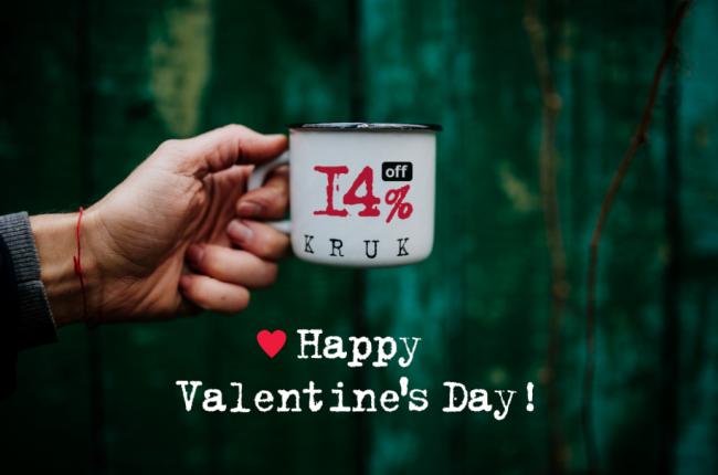 Let's spend Valentine's day together!
