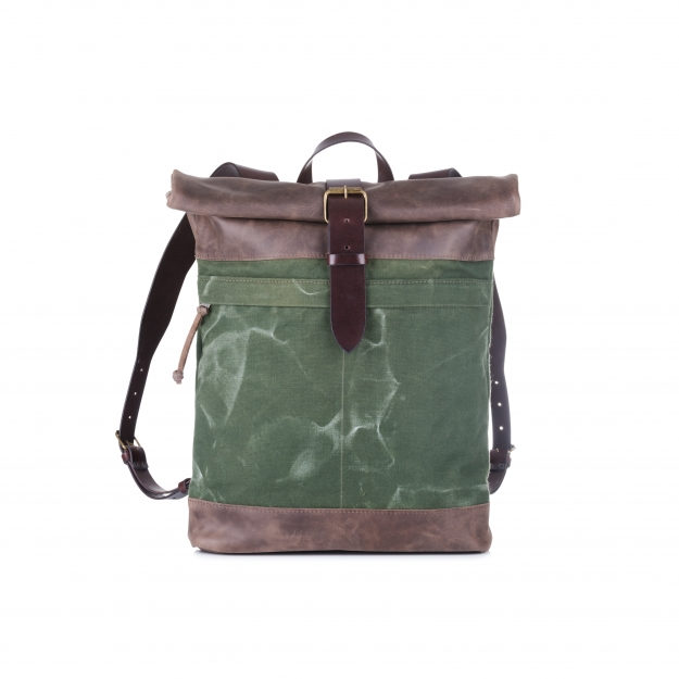 Roll top Backpack 2116