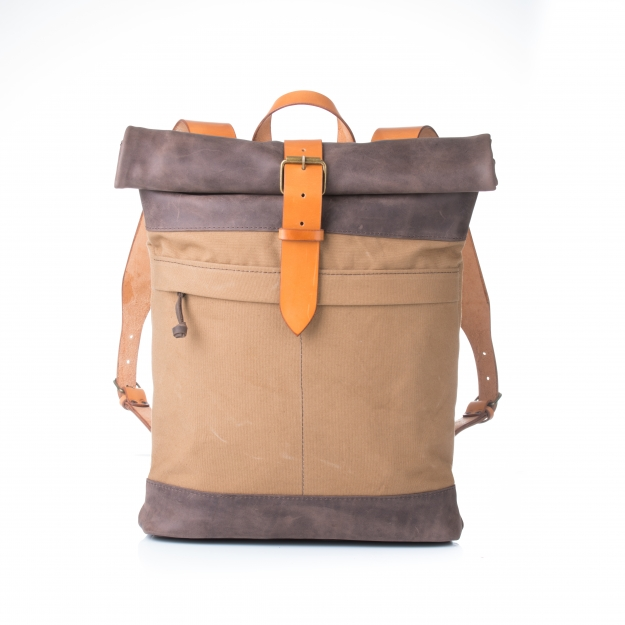 Roll top Backpack  2112