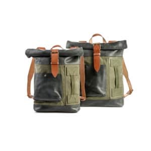Roll top Backpack 2068