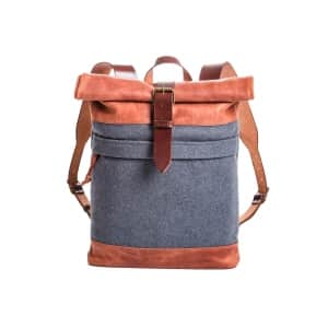 Wool felt Backpack 2.125