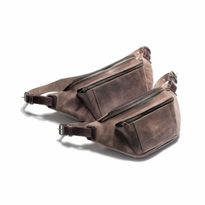 Leather Fanny Pack SE041