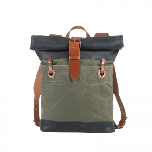 Military Canvas Backpack 2.126