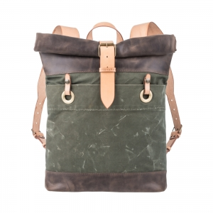 Military Canvas Backpack 2.130