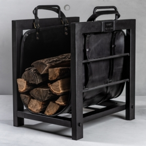 Log Rack and Log Bag WS042