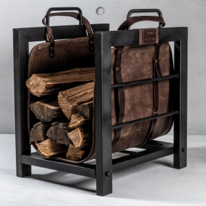 Log Rack and Log Bag WS043