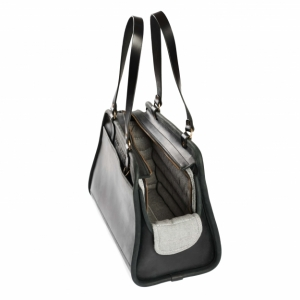 Leather Pet Carrier WS060