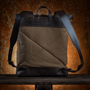 Roll top Backpack 2111