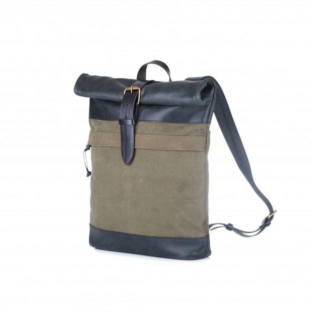 Roll top Backpack 2114