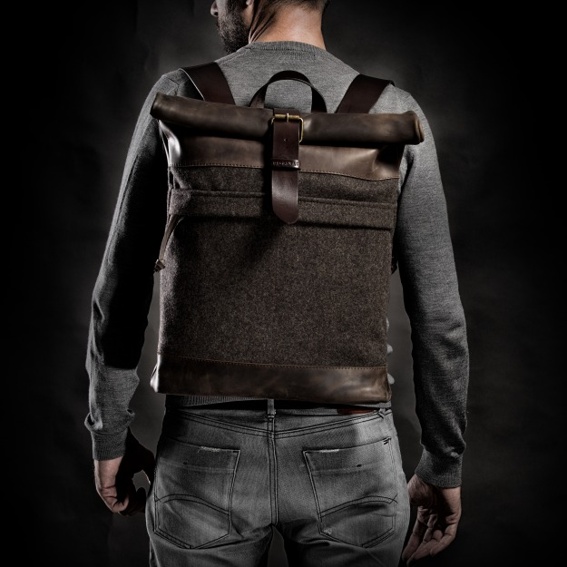 Wool felt Backpack 2.120