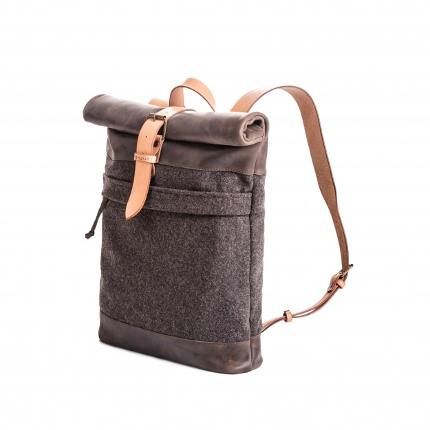 Wool felt Backpack 2.121