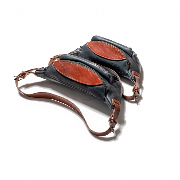 Leather Fanny Pack SE045