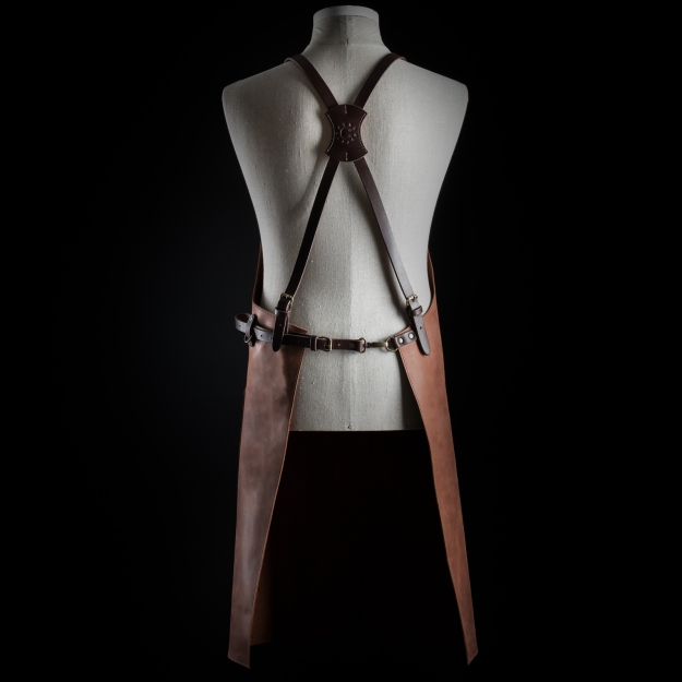 Leather Apron WS015