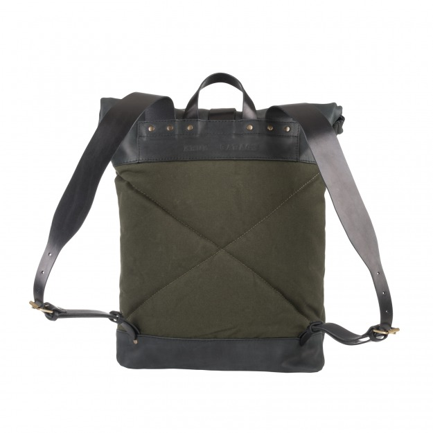 Military Canvas Backpack 2.127