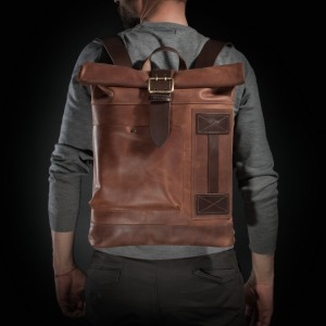 Leather Backpack 2.131
