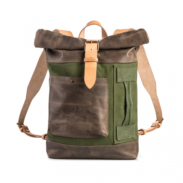 Roll top Backpack 2142