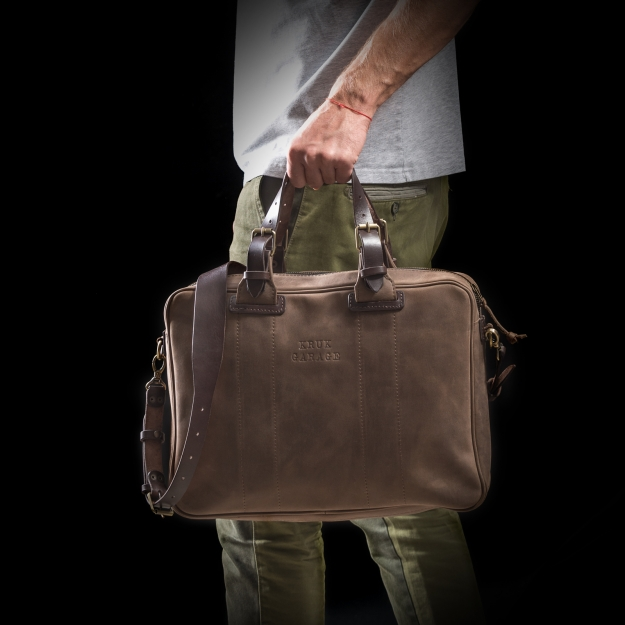 Series Briefcase / Messenger By