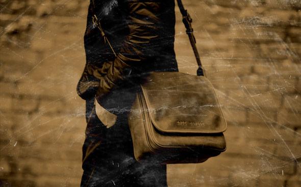 Messenger Bag - Series Collection